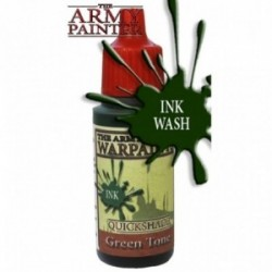 Peinture Army Painter - Green Tone Ink
