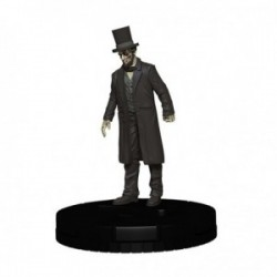 008 Zombie Abraham Lincoln - Heroclix Undead