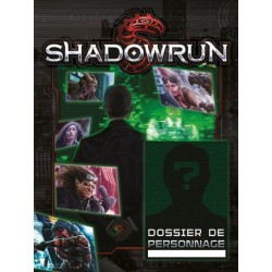 Shadowrun 5 : Dossier Personnage