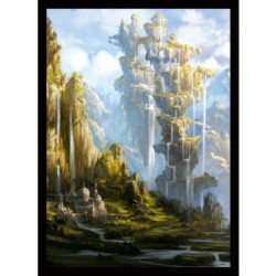 50 Protèges Cartes Legion - Matte Sleeves - Veiled Kingdoms: Crown Oasis