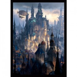 50 Protèges Cartes Legion - Matte Sleeves - Veiled Kingdoms: St Levin