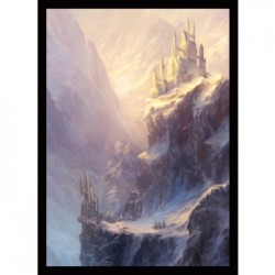 50 Protèges Cartes Legion - Matte Sleeves - Veiled Kingdoms: Vast