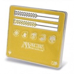 Compteur de points de vie Magic - Metal - Gold