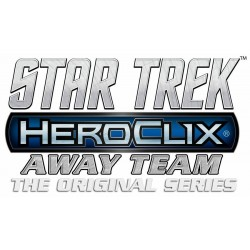 The Original Series Premium Map: Star Trek HeroClix Away Team