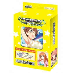 Trial Deck The Idolm@ster Cinderella girls Power - Weiss Schwarz