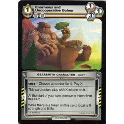 ASS Promo - Enormous and Uncooperative Golem