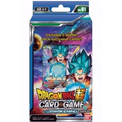 Starter Deck: The Awakening - Dragon Ball Super TCG