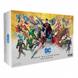 DC Comics Deck-building Multiverse Box