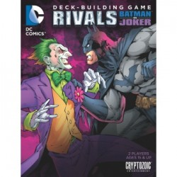 DC Comics Deck-Building Game: RIVALS Batman vs The Joker
