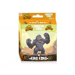 IELLO - KING OF TOKYO - MONSTER PACK : KING KONG (FR)