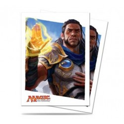 80 Protège-Cartes Magic The Gathering - Oath of the Gatewatch Oath of Gideon