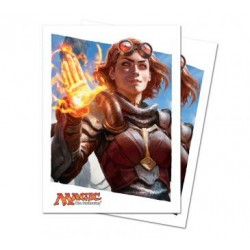 80 Protège-Cartes Magic The Gathering - Oath of the Gatewatch Oath of Chandra