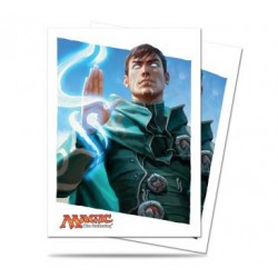 80 Protège-Cartes Magic The Gathering - Oath of the Gatewatch Oath of Jace