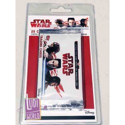 Blister de 5 Boosters Cartes Star Wars Ep 8