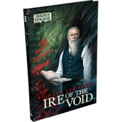 Arkham Novel Ire of the Void