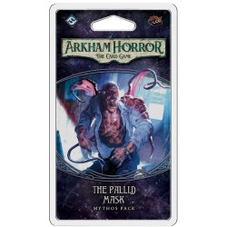 The Pallid Mask - 2.4 Arkham Horror LCG