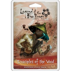 Disciples of the Void - Phoenix Clan Pack - Legend of the five Rins LCG
