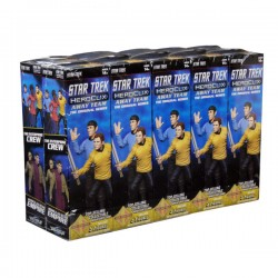 The Original Booster Brick: Star Trek HeroClix Away Team