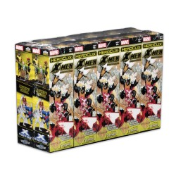 Brick de 10 Boosters de 5 figurines X-Men First Class Booster Brick: Marvel HeroClix