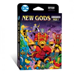 DC Comics Deck Building Game: Crossover Pack 7: New Gods - EN