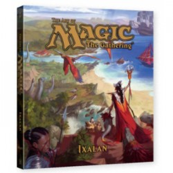 The Art of Magic The Gathering Ixalan