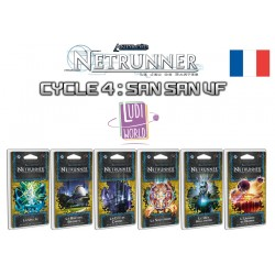 Android: Netrunner Cycle 04 SanSan VF COMPLET