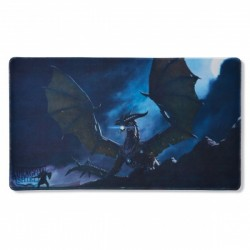 Dragon Shield Play Mat - Jet 'Bodom' (Limited Edition)