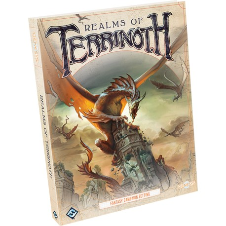 Realms of Terrinoth - Genesys