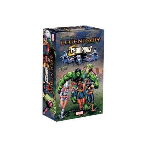 Legendary: Marvel Champions Small Box Expansion