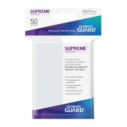 50 Protèges Cartes Supreme UX Sleeves Frosted