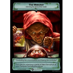 The Watcher (Insert Sarco 01/08)