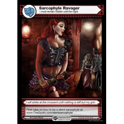 Sarcophyle Ravager (Insert Sarco 02/08)