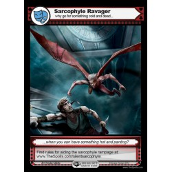 Sarcophyle Ravager (Insert Sarco 03/08)