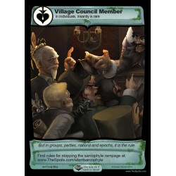Village Council Member (Insert Sarco 06/08)