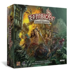 Green Horde Zombicide : Black Plague