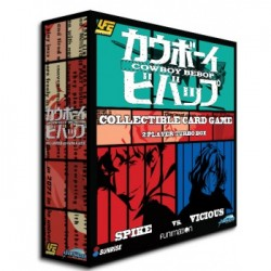 UFS - Cowboy Bebop CCG 2-player Starter Game
