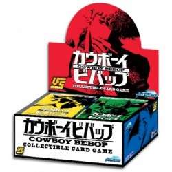 UFS - Cowboy Bebop CCG Booster Display (24 Boosters)