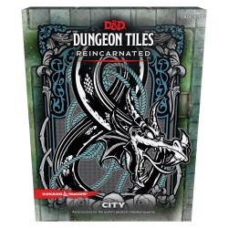 Dungeons & Dragons RPG - Dungeon Tiles Reincarnated City