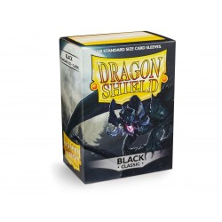 Protèges cartes Dragon Shield - Black
