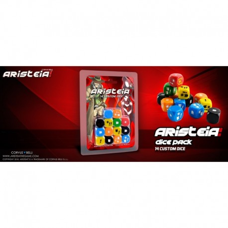 Aristeia! Dice Pack