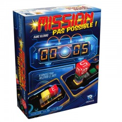 MISSION PAS POSSIBLE – Jeu De Plateau