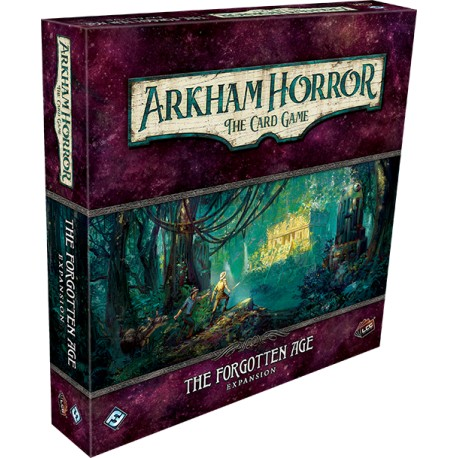 The Forgotten Age - Arkham Horror LCG