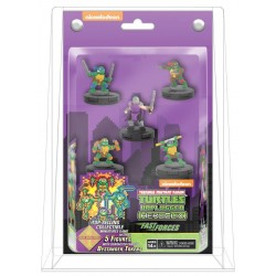 Unplugged Fast Forces Tennage Mutant Ninija Turtles HeroClix