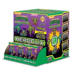 Unplugged Gravity Feed: Teenage Mutant Ninja Turtles HeroClix