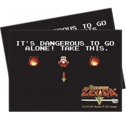 65 Protèges Cartes The Legend of Zelda: Dangerous - Ultra Pro