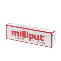 Milliput Standard Putty Yellow-Grey