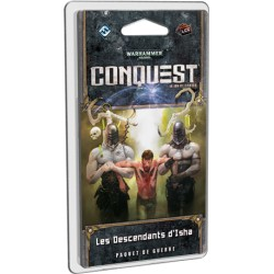 Warhammer Conquest - 1.6 - Les Descendants d'Isha