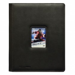 Portfolio 9 cases / 20 Pages Window Premium PRO-Binder