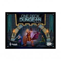 One Deck Dungeon - Français