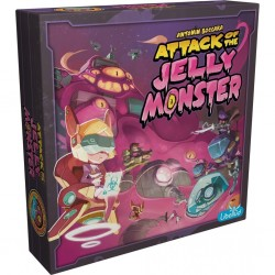 Attack of the Jelly Monster - Libellud